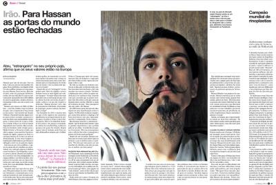 Para Hassan as portas do Mundo estão fechadas_jornal_i